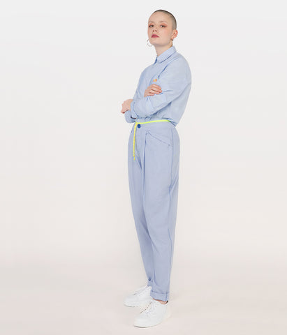 Asy-Pant C.24 Light-Blue