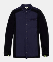 Duo-Shirt Tek.03+C.5 Black+Navy