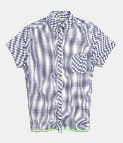Formal-Shirt C.29 White-Navy