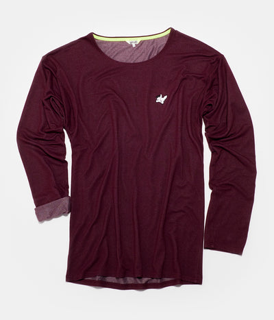 Warm-Tee Ts.23 Bordeaux