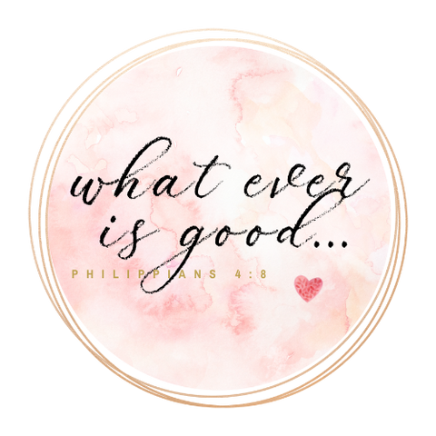 What Ever is Good ~ A printable and product shop for Moms