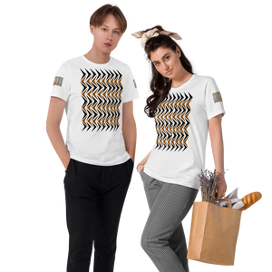 Unisex Organic Cotton T-Shirt | Weshalo World Matching Couples T Shirt | weshaloworld