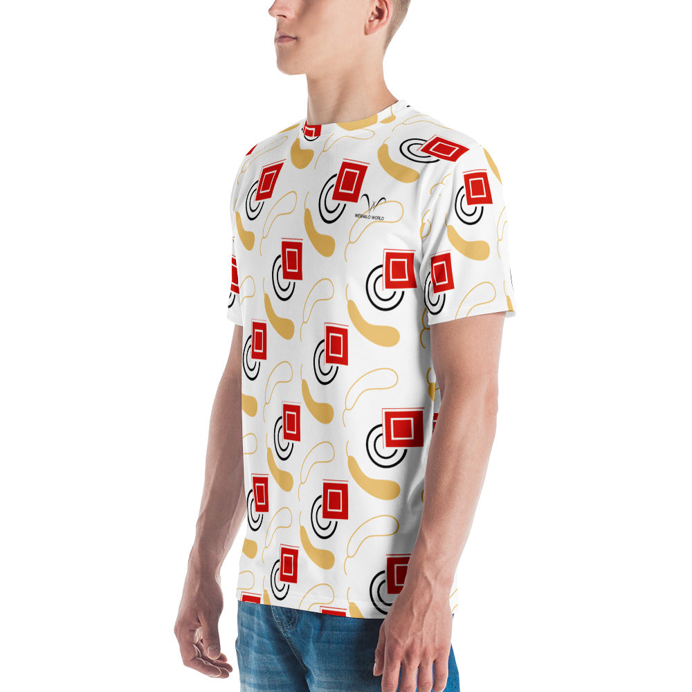 Men's T-shirt | The Gourd Textile - Weshalo World