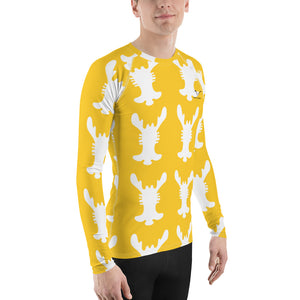 Men's Rash Guard | The Rabbit Ear Textile - Weshalo World