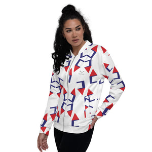 Unisex Bomber Jacket | The HouseBox Textile - Weshalo World