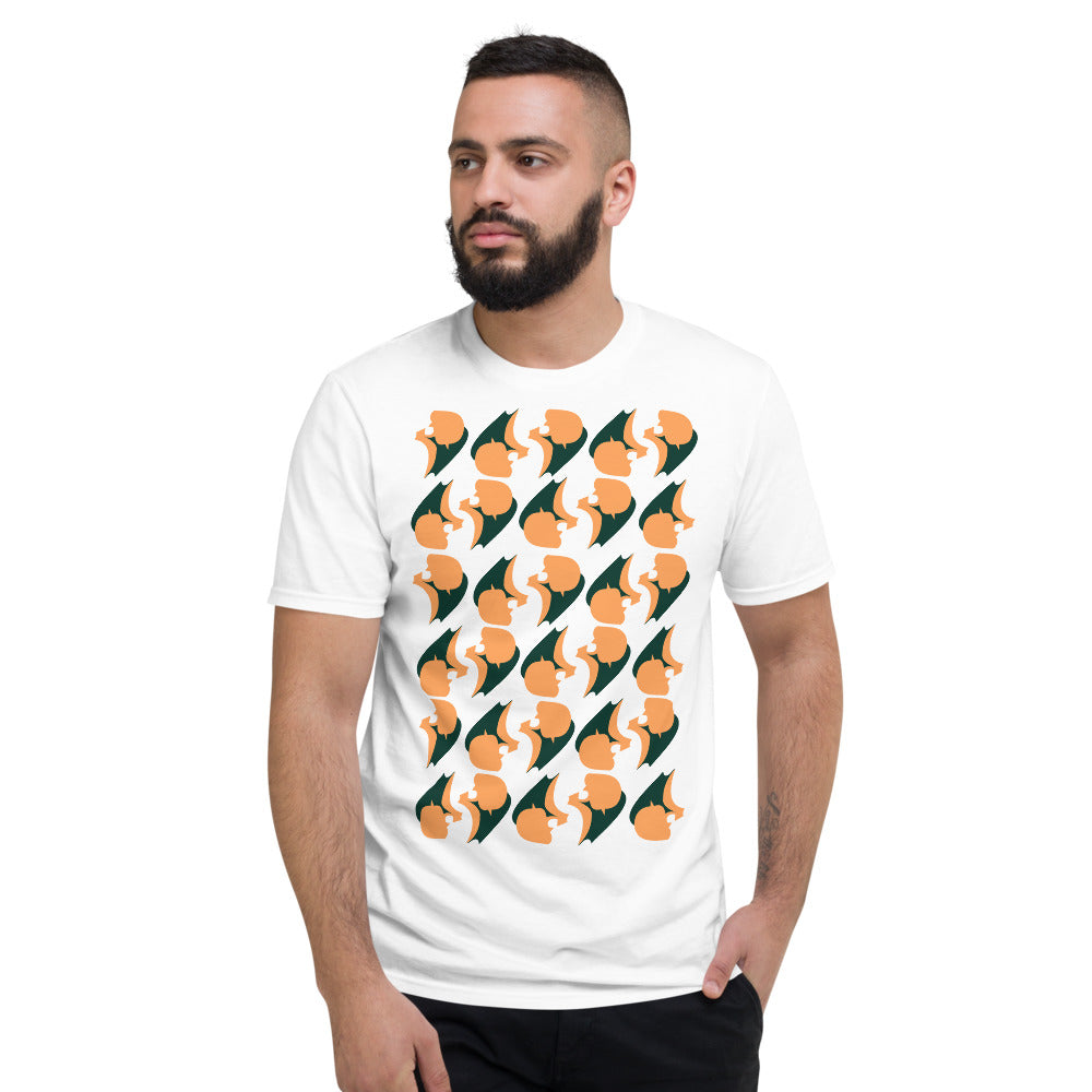 Short-Sleeve T-Shirt | The Potato Textile - Weshalo World