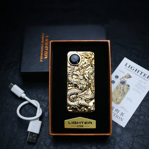 Dragon Plasma Arc Lighter