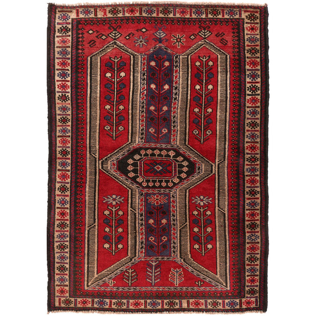 Prayer Rug 3' x 4' 2 (ft) - No. AL34764 - ALRUG Rug Store