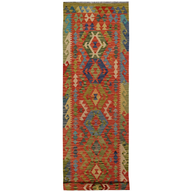 Vegetable Kilim 2' 6 x 9' 8 (ft) - No. AL69261 - ALRUG Rug Store
