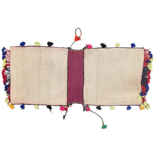 Saddle Bag 1' 5 x 3' 8 (ft) - No. AL66422 - ALRUG Rug Store