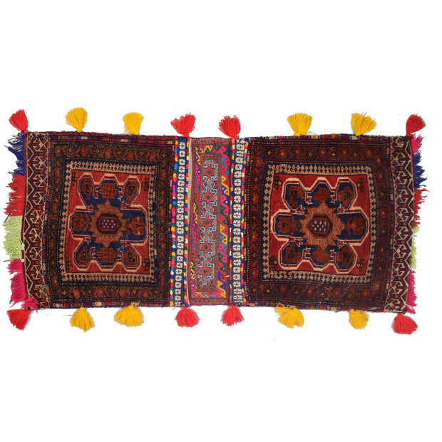 Saddle Bag 1' 8 x 4' 2 (ft) - No. AL10829 - ALRUG Rug Store