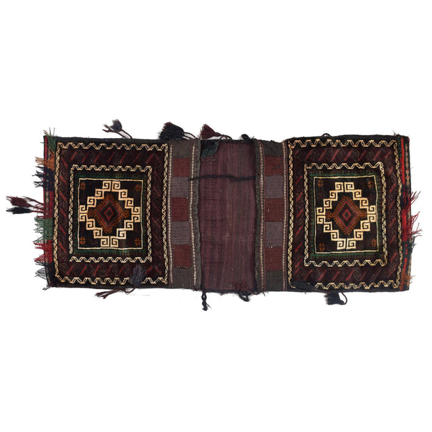 Saddle Bag 2' 1 x 5' (ft) - No. AL10060 - ALRUG Rug Store