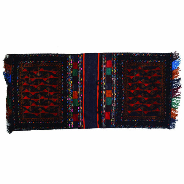 Saddle Bag 2' 2 x 4' 8 (ft) - No. AL19285 - ALRUG Rug Store