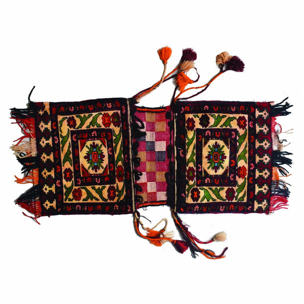 Saddle Bag 1' 5 x 3' 2 (ft) - No. AL13843 - ALRUG Rug Store
