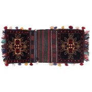 Saddle Bag 1' 5 x 3' 7 (ft) - No. AL27403 - ALRUG Rug Store