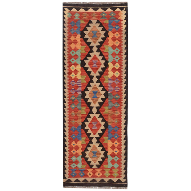Vegetable Kilim 2' x 5' 6 (ft) - No. AL52674 - ALRUG Rug Store