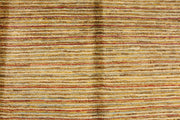 Saddle Brown Gabbeh 6' 4 x 9' 10 - No. 34264 - ALRUG Rug Store