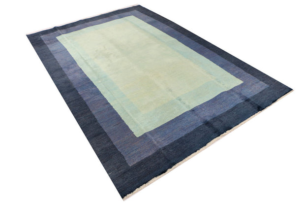 Multi Colored Gabbeh 5' 5 x 8' 1 - No. 34394 - Alrug Rug Store