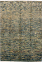 Multi Colored Gabbeh 5' 7 x 8' - No. 34429 - Alrug Rug Store