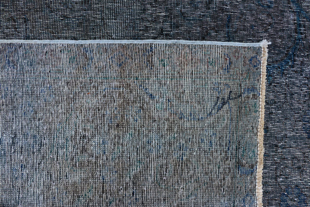 Grey Overdyed 9' 10 x 12' 3 - No. 37523 - ALRUG Rug Store
