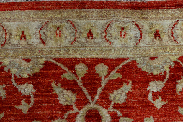 Brown Oushak 3' x 4' 11 - No. 37672 - Alrug Rug Store