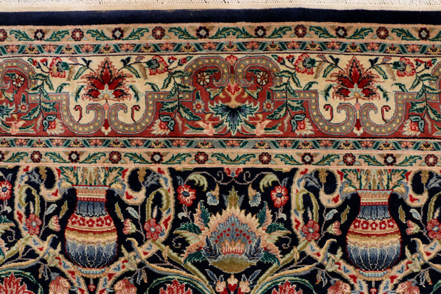 Multi Colored Sultanabad 6' x 8' 10 - No. 37703 - Alrug Rug Store