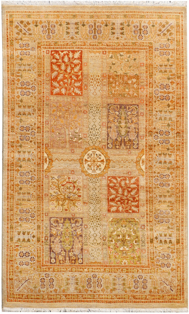 Multi Colored Bakhtiar 3' 2 x 5' - No. 37719 - ALRUG Rug Store
