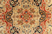 Black Kirman 3' 1 x 5' 2 - No. 37725 - Alrug Rug Store
