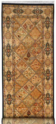 Multi Colored Bakhtiar 2' 7 x 8' - No. 37740 - Alrug Rug Store