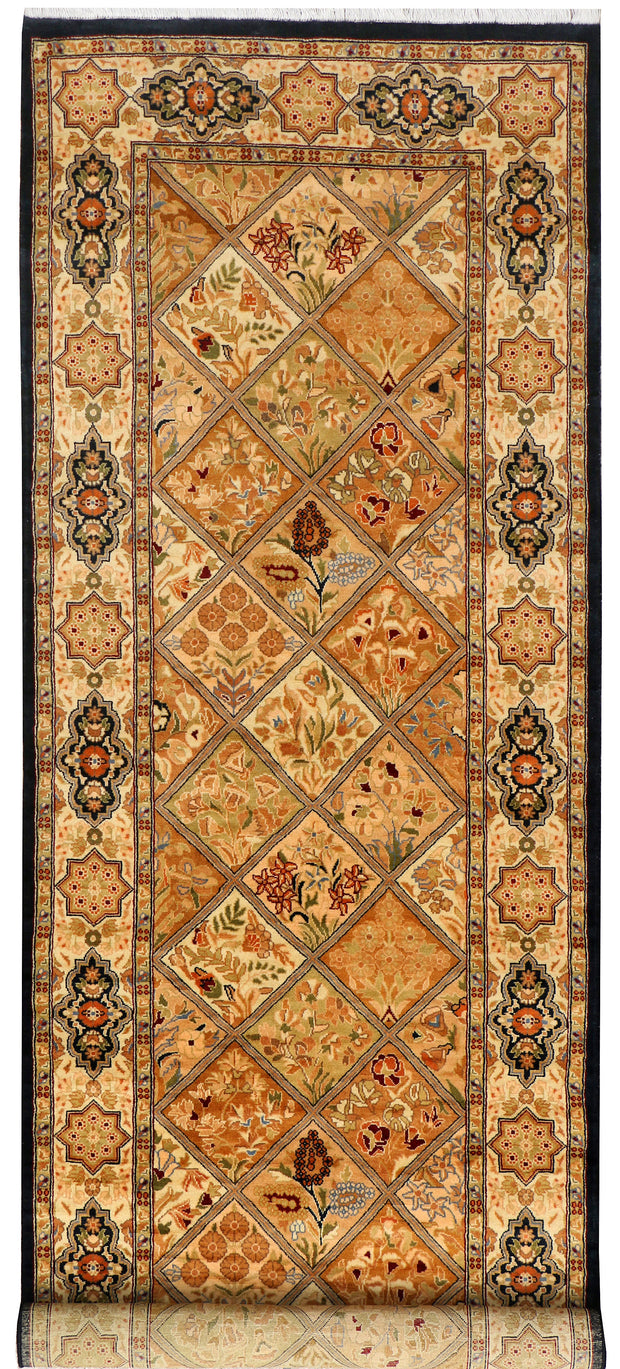 Multi Colored Bakhtiar 2' 7 x 7' 8 - No. 37754 - ALRUG Rug Store