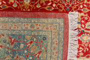 Red Mahal 8' x 9' 11 - No. 37760 - ALRUG Rug Store