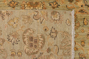 Multi Colored Ikat 6' x 8' 6 - No. 37936 - ALRUG Rug Store