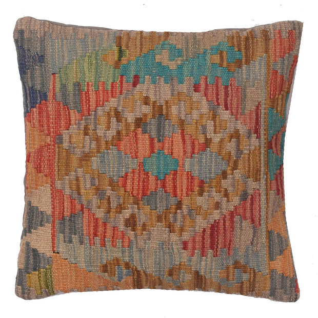 Kilim Cushion 1' 3 x 1' 3 (ft) - No. AL67569 - ALRUG Rug Store