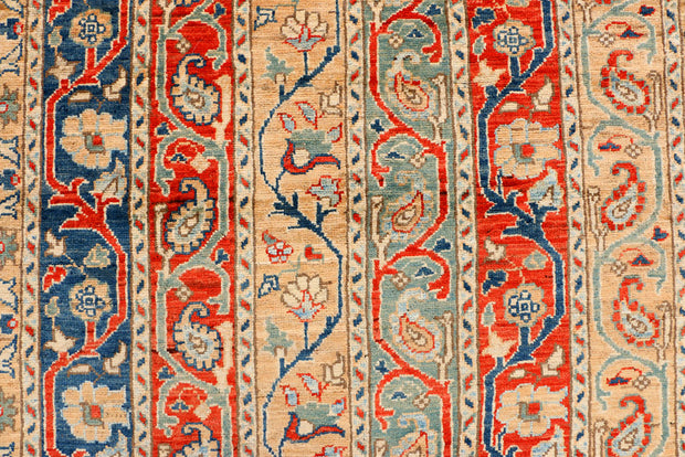 Multi Colored Shawl 5' 1 x 6' 9 - No. 38004 - ALRUG Rug Store