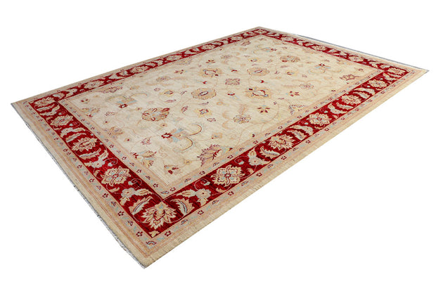 Antique White Ziegler 8' x 11' 4 - No. 38213 - ALRUG Rug Store
