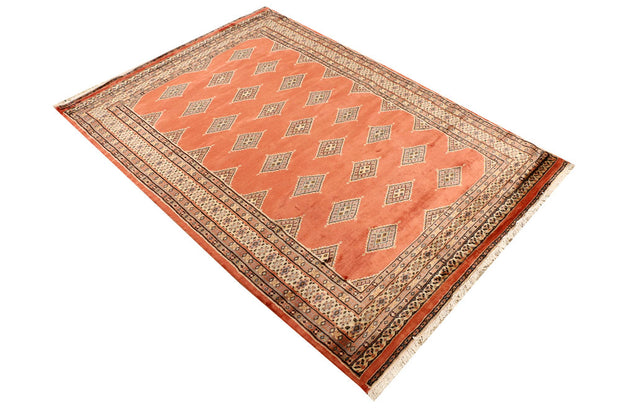 Brown Jaldar 4' 1 x 5' 8 - No. 38879 - ALRUG Rug Store