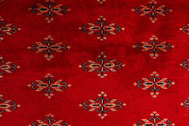 Firebrick Butterfly 4' 1 x 5' 10 - No. 41055 - ALRUG Rug Store