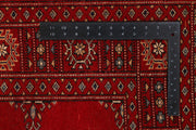Dark Red Butterfly 4' x 6' 1 - No. 41158 - ALRUG Rug Store