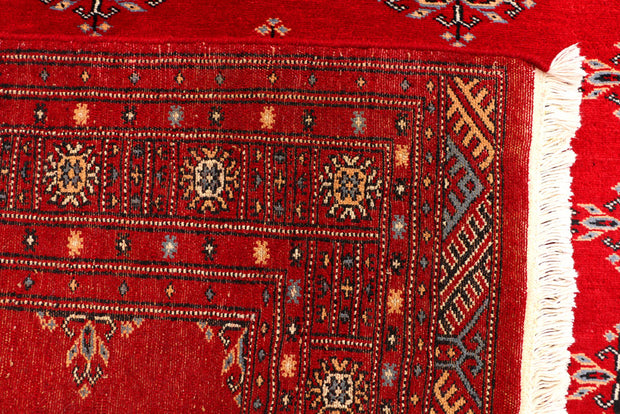 Dark Red Butterfly 4' 1 x 6' - No. 41208 - ALRUG Rug Store