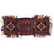 Saddle Bag 1' 5 x 4' 1 (ft) - No. AL63444 - ALRUG Rug Store