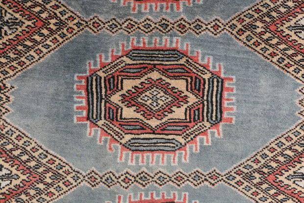 Light Slate Grey Jaldar 3' 2 x 5' 7 - No. 41439 - ALRUG Rug Store