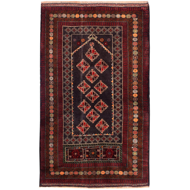 Prayer Rug 2' 7 x 4' 5 (ft) - No. AL95920 - ALRUG Rug Store
