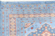 Light Steel Blue Jaldar 3' 1 x 4' 10 - No. 44232 - ALRUG Rug Store