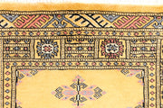 Gold Butterfly 2' 6 x 4' 1 - No. 44429 - Alrug Rug Store