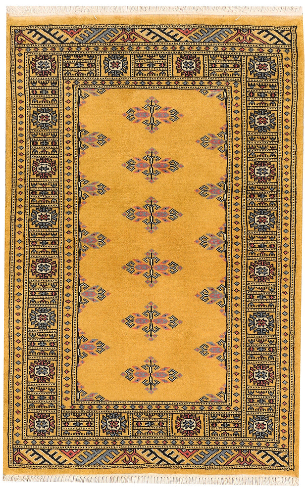 Gold Butterfly 2' 6 x 3' 10 - No. 44492 - Alrug Rug Store