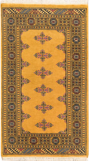 Gold Butterfly 2' 6 x 3' 10 - No. 44500 - Alrug Rug Store
