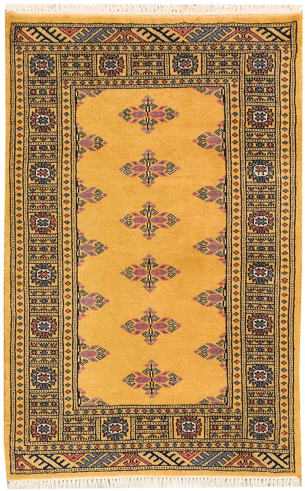 Gold Butterfly 2' 6 x 3' 10 - No. 44517 - Alrug Rug Store