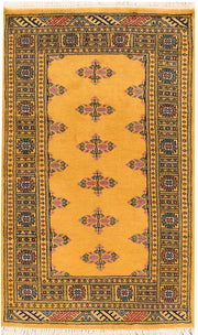 Gold Butterfly 2' 6 x 4' 2 - No. 44529 - Alrug Rug Store