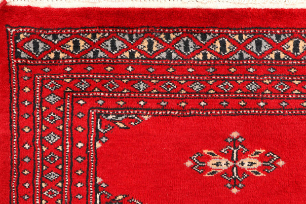 Red Butterfly 2' 6 x 4' 1 - No. 44548 - ALRUG Rug Store