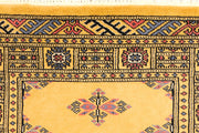 Gold Butterfly 2' 6 x 3' 10 - No. 44610 - Alrug Rug Store